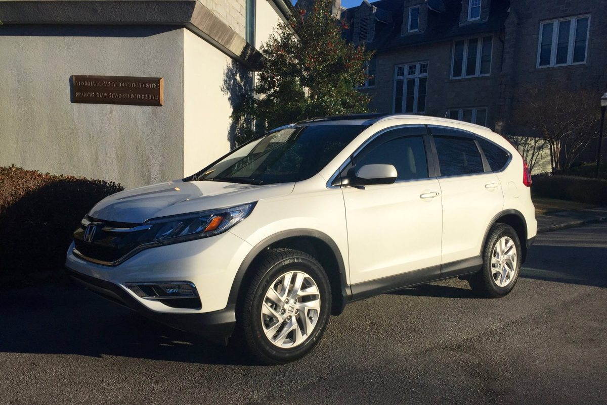 new 2016 honda crv exl nav the automotive advisor