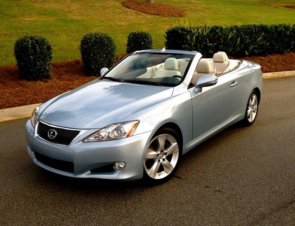 2010 Lexus Is 350 C The Automotive Advisor