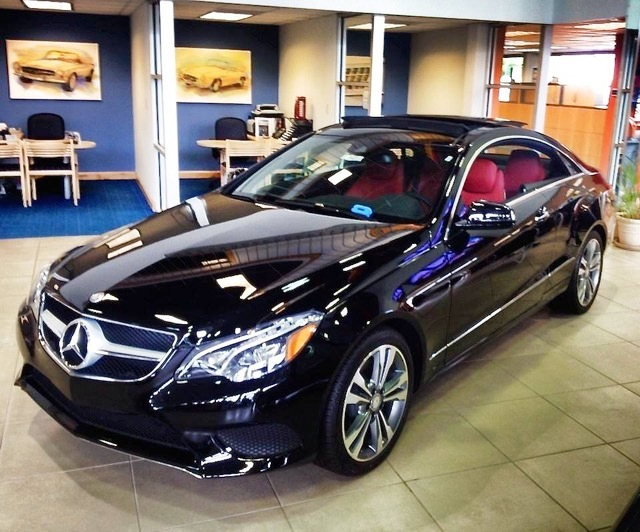 2014 Mercedes Benz E350 Coupe