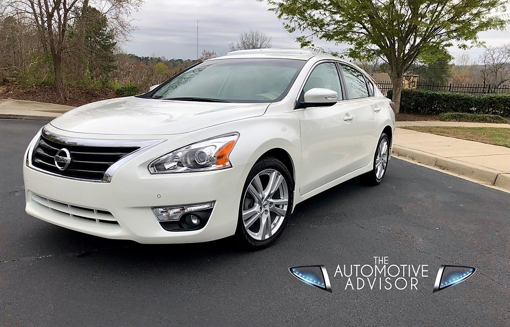 2015 nissan altima 3 5 sl the automotive advisor. Black Bedroom Furniture Sets. Home Design Ideas