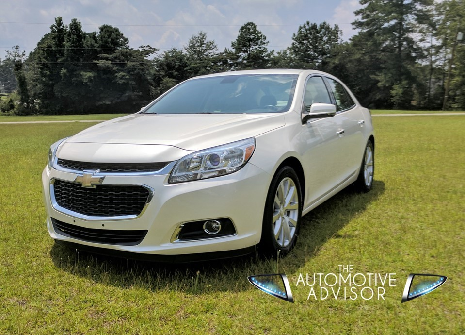 2014 chevrolet malibu ltz the automotive advisor. Black Bedroom Furniture Sets. Home Design Ideas