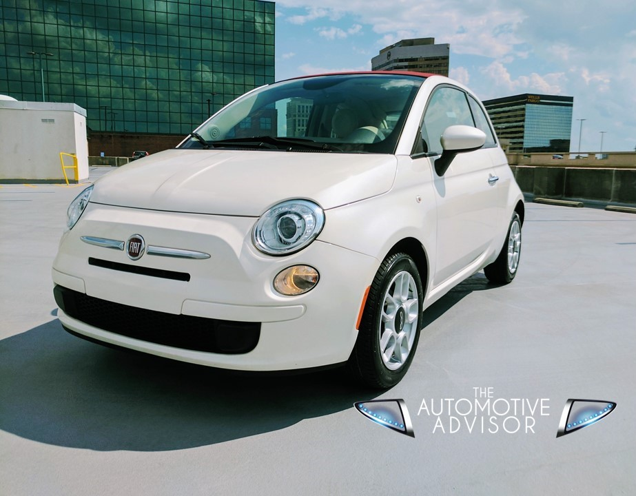 2015 fiat 500c pop convertible the automotive advisor. Black Bedroom Furniture Sets. Home Design Ideas