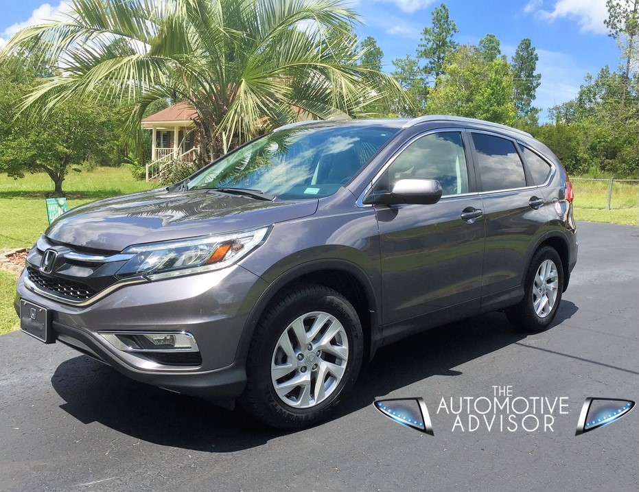 2015 honda cr v ex l the automotive advisor for Gray honda crv