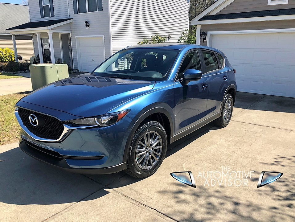 Mazda 5 2017 >> NEW 2017 Mazda CX-5 Sport | The Automotive Advisor