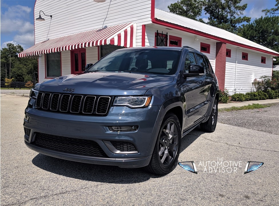 New 2020 Jeep Grand Cherokee Limited X The Automotive Advisor